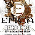 Concertul aniversar Epica va fi transmis online