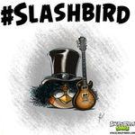 Slash a devenit personaj Angry Birds