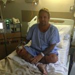 Vince Neil a fost transportat de urgenta la spital