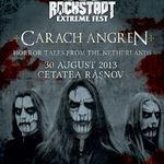 Concert CARACH ANGREN la Rockstadt Extreme Fest 2013