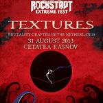 Concert TEXTURES la Rockstadt Extreme Fest la Rasnov