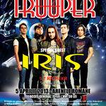 Trooper - An Iron Tribute, 5 aprilie 2013, Arenele Romane (cronica organizator)