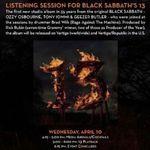 Prima recenzie a noului album Black Sabbath