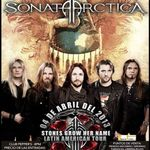 Sonata Arctica: In culisele concertului din Costa Rica (video)