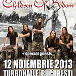 Castigatorii concursului, programul si regulile de acces la concertul Children Of Bodom de la Bucuresti