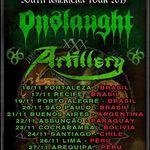 Artillery inregistreaza un nou album pentru 2013