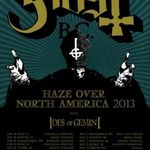 Ghost: Filmari cu intregul concert din Denver (video)