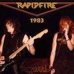 Axl Rose, inregistrare din 1983 alaturi de Rapidfire (audio)