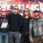 Metallica, singurul concert european programat in vara lui 2013