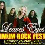 Concert Leaves Eyes la Maximum Rock Festival la Bucuresti