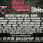 Urmareste concertele desfasurate la Graspop 2013