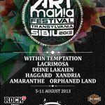 Alternosfera anuleaza concertul de la ARTmania 2013