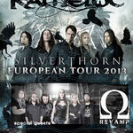 Kamelot si ReVamp pornesc in turneu european