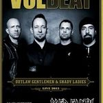 Volbeat si Iced Earth pornesc in turneu european