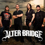 Filmari din studio cu Alter Bridge