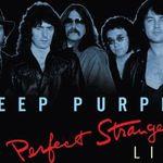 Deep Purple a lansat o filmare de pe noul DVD - Perfect Strangers Live