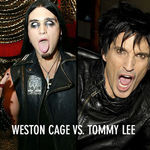 Tommy Lee si fiul lui Nicolas Cage cat pe ce sa se ia la bataie