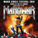 MANOWAR anunta primul festival outdoor din 2014: MAGIC CIRCLE FESTIVAL - Finlanda