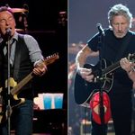 Roger Waters si Bruce Springsteen in concertul Stand Up For Heroes (video)