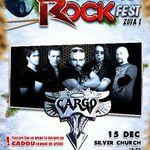 Cargo vor canta alaturi de Mike Terrana si Trooper in cadrul Christmas Rock Fest