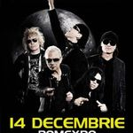 O categorie de bilete la concertul Scorpions este sold out