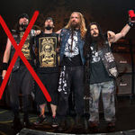 Nick Cantanese a parasit Black Label Society