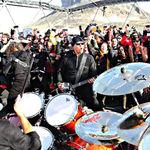 Metallica au scos la vanzare concertul din Antarctica
