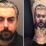 Cineva si-a tatuat fata lui Ian Watkins alaturi de 'Mega Lolz'
