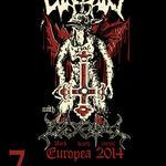 Elita black metalului mondial, Watain, canta la Bucuresti pe 7 aprilie