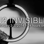 U2 - Invisible (piesa noua)