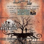 L.O.S.T. lanseaza vineri seara albumul Live At Metalhead Meeting 2013