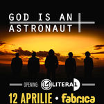 Concert God is an Astronaut in Fabrica: ultimele detalii