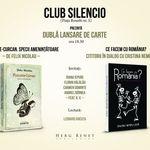 Lansare Ce facem cu Romania? la Club Silencio