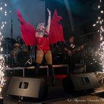 AURA - Rock Chick intr-un show incendiar la Silver Church