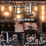 L.O.S.T.  a lansat Live at Metalhead Meeting 2013 in format digital, editii standard si deluxe