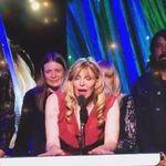 Nirvana, concert alaturi de Joan Jett si Lorde (video)
