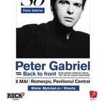 Peter Gabriel aduce la Romexpo cea mai ampla productie indoor!