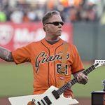 Metallica au cantat Imnul American pe stadionul din San Francisco (video)