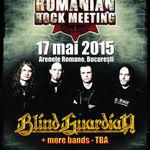 Line-up-ul unuia dintre cele mai asteptate evenimente metal ale primaverii lui 2015, Romanian Rock Meeting, se imbogateste cu inca un nume!