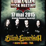Romanian Rock Meeting 2015 isi modifica data
