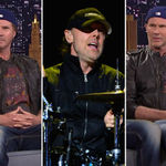 Lars Ulrich a acceptat provocarea lui Chad Smith si Will Ferrell!