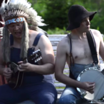 Cover Iron Maiden pe banjo si mandolina (video)