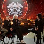 Queen au fost intervievati de Nikki Sixx (video)