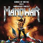 MANOWAR - noi showuri in SUA in luna noiembrie 2014