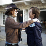 Johnny Depp apare in noul clip Paul McCartney