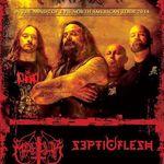 Deicide pleaca in turneu alaturi de Marduk si Septic Flesh
