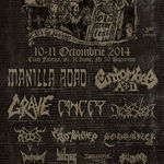 Line-up Romanian Thrash Metal Fest - Old Grave Fest 4rd Edition