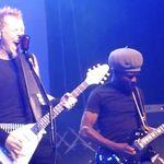 Primul chitarist solo Metallica, un jamaican?