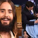 Jared Leto, barbierit in direct