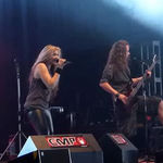 Un concert The Agonist, filmat in intregime, de catre un fan (video)